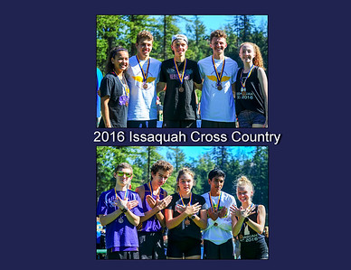 2016  Issaquah Cross Country