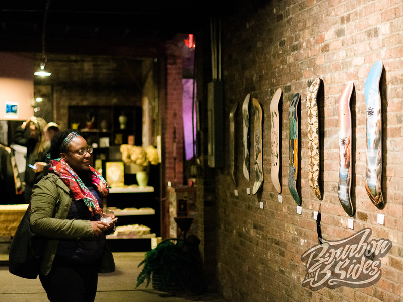 Bourbon + B Sides - December 2016