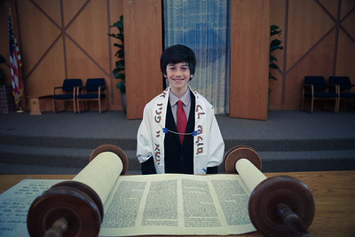 Noah Goldstein The Barmitzvah Tour