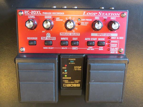 Boss RC-20XL Phrase Recorder Loop Station