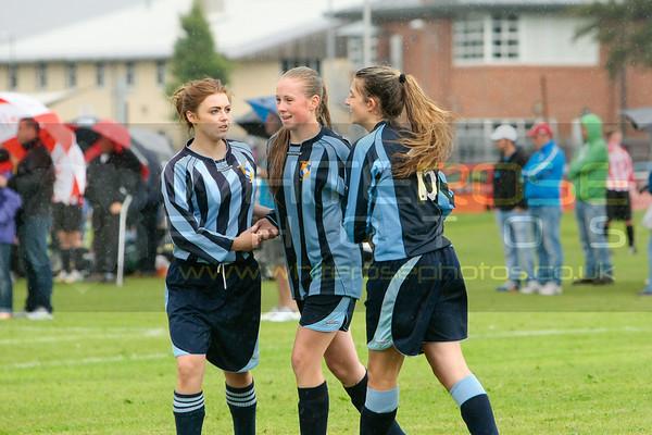 Under 15's Girls