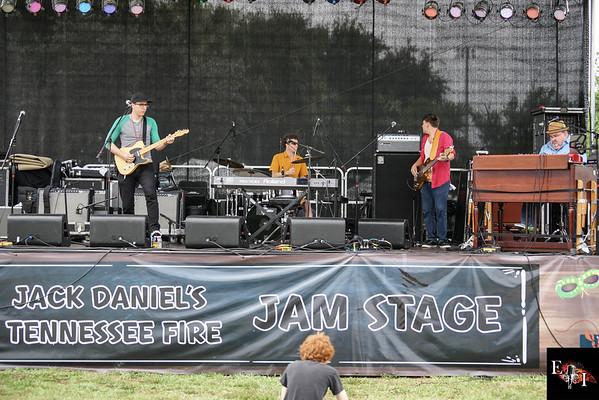 The John Papa Gross Band 2016