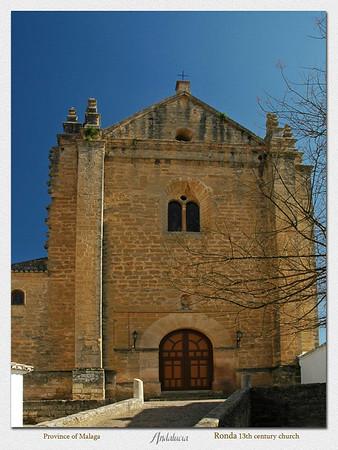 ANDALUCIA SPAIN 2007 Malaga Province