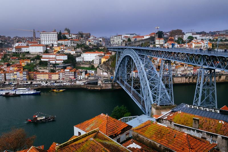 Lisboa y Oporto