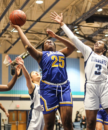 High School Girls Basketball: Laurel vs. Northwestern