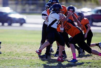 102514 Erie 13U v CC Football