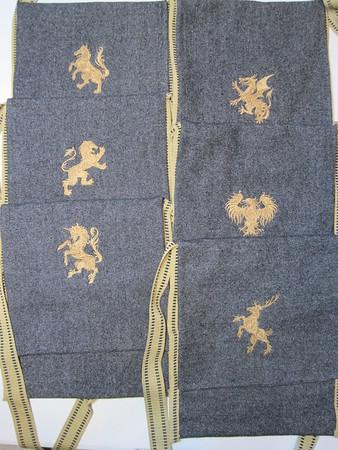 Gift Bags: Grey Niche 40th Year