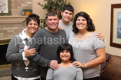 Massi Family Portraits - November 14, 2009