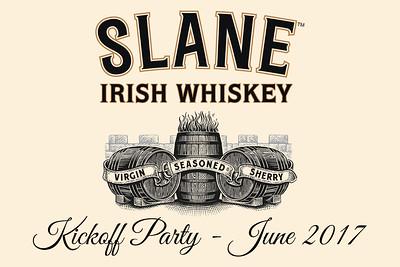 6.13.17 Slane Whiskey Kickoff Party