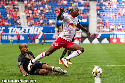 New York Red Bulls 0-0 Philadelphia Union