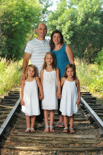 Schneider Family 2014