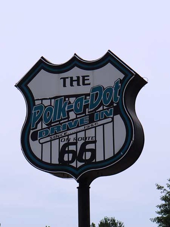 Polk-A-Dot Drive-In in Braidwood