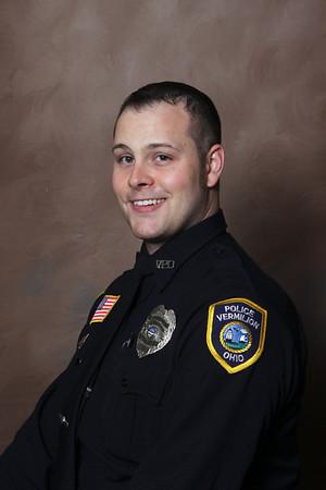 Dave Jones, Vermilion Ohio Police Department, December 2011