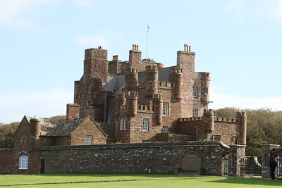 Rock Rose Gin and the Castle of Mey - 27 September 2019