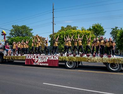Fiesta Days Parade 2021