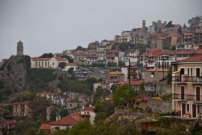 Greece - Arachova