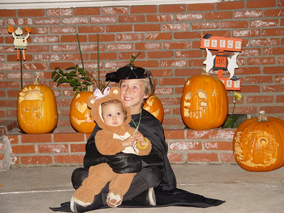 Kids Halloween 2007