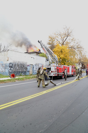 BOX ALARM CENTRAL & DIX UNIT 1 DEVILS NIGHT (10-30-2014)
