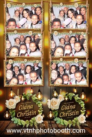 Photo Strips - 10/4/19 - Giana & Christin