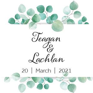 Teagan & Lachlan's Wedding