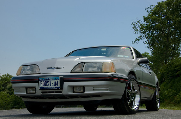Ford Thunderbird Turbo Coupe