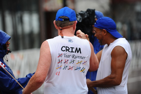 30 Plus Year Finishers - 2018 Crim Festival of Races