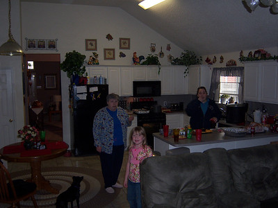 Thanksgiving @ Vern's House 07