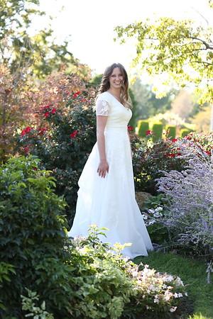 Jessica Streibel bridals