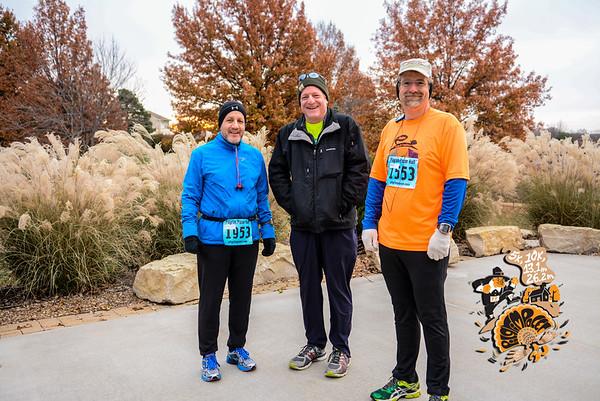 Marathon & Half - Before