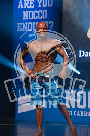 Men's Physique Master +45