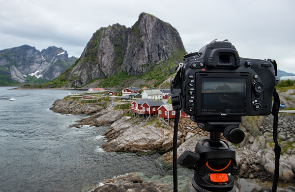 BBH-300 in action in Hamnøya, Norway.