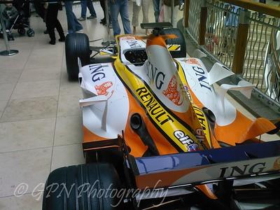 F1 Renault - June 2007