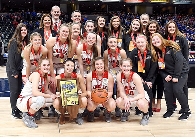 2/29/20  Frankton plays 2A State title game