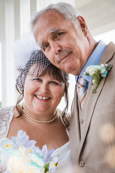 Mr. and Mrs. David Ward