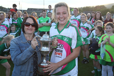 Baltinglass Ladies SFC Final 2014