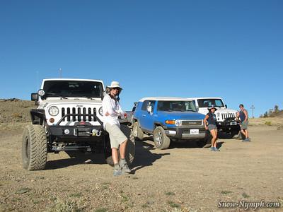 2012 (Sept 30) Wyman Canyon to Silver Canyon