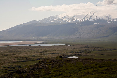 Kris R in Iceland