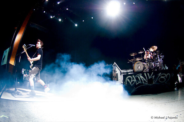 Blink 182 - Honda Civic Tour 2011