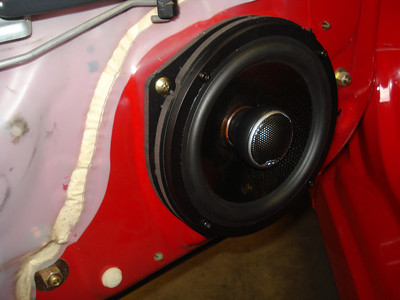 2001 Honda S2000 Front Door Speaker Installation - USA