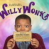 8x10 Willy Wonka Banner golden ticket 2