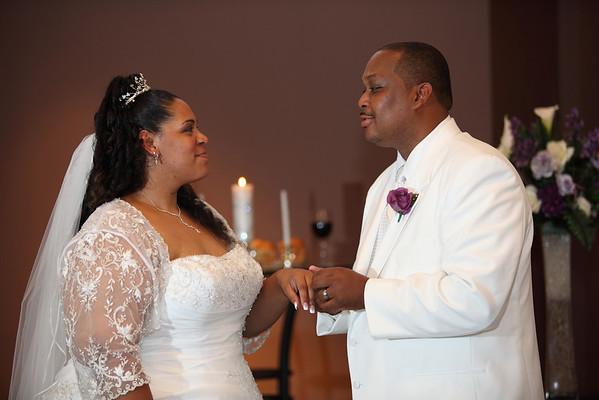Yolanda and Tony Wedding