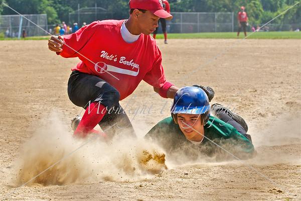Baseball - Evendale 2010 /Mitchell & Dakota