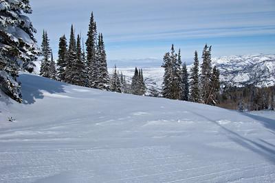 Powder Mountain Utah 2011
