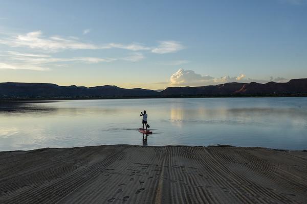Jackson Flat Reservoir