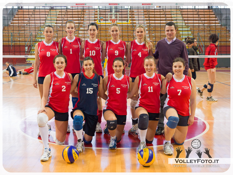 CUS Perugia 2013