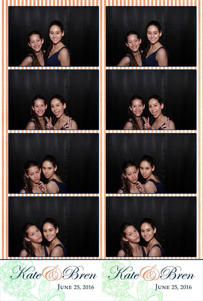 Kate & Bren's Wedding June, 25, 2016