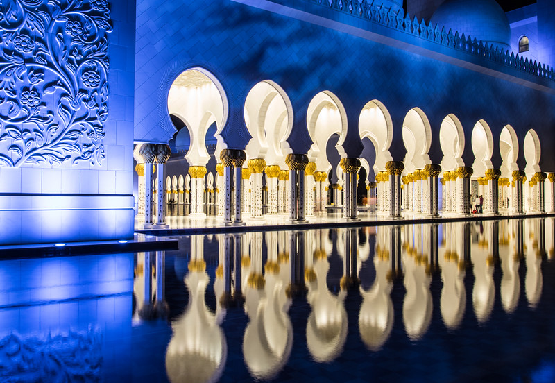 Sheikh Zayed bin Sultan Grand Mosque, Abu Dhabi (67)
