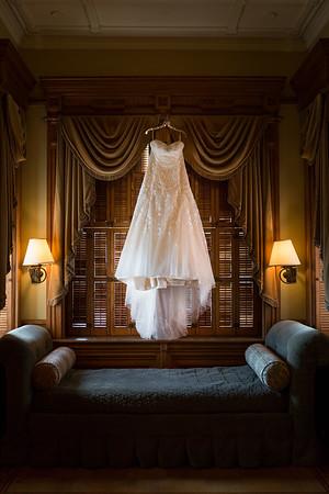 Sarah+Steve Wedding @ Wentworth Mansion 12-2-17