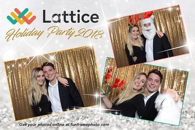 Lattice Holiday Party 2018