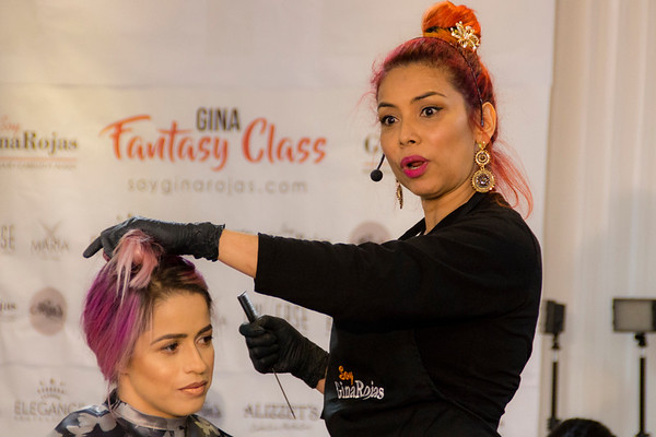 Gina Rojas Fantasy Class